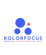 KolorFocus - analiza kolorystyczna - logo