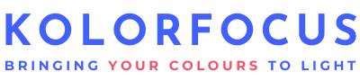 kolorgocus logo - napis